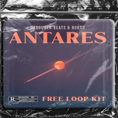 ANTARES: Trap + Drill Melodies [Free Pack]