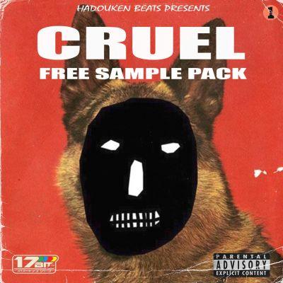 Cruel: Dark Drill Melodies [Free Pack]