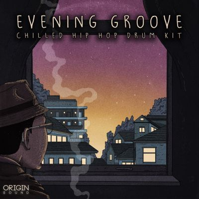 Chilled Hip Hop Drum Kit