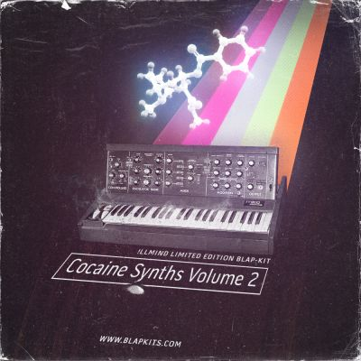 Cocaine Synths Vol. 2 [Limited Edition]