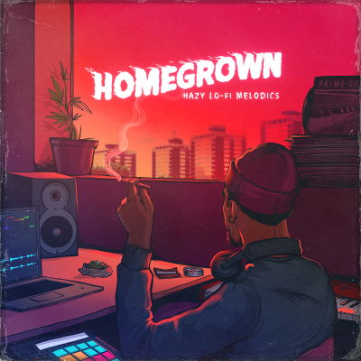 HOMEGROWN: Hazy Lo-Fi Melodics
