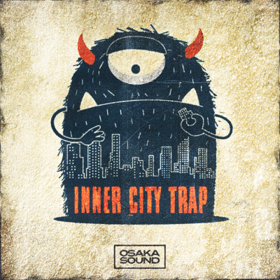 Inner City Trap: Vocals + 808's