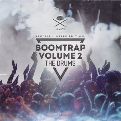 "BoomTrap 2 ""The Drums"" (Limited Edition)"