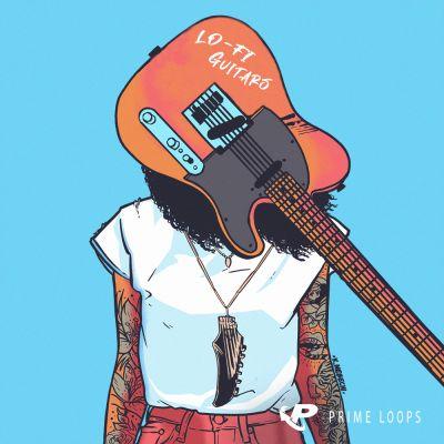 Lo-fi Guitar Samples