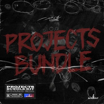 The Projects Bundle: Melodic Trap Beats
