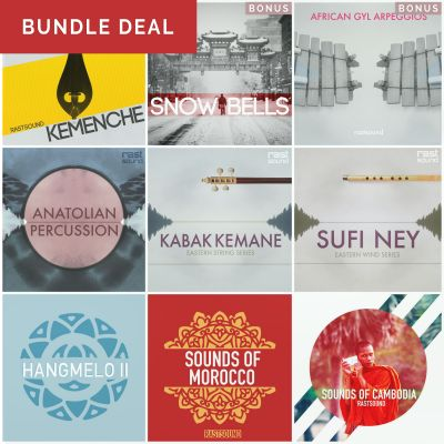 Bundle Deal: Rare Instruments Collection
