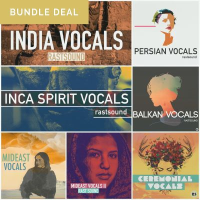 The Rast Sound Vocal Bundle