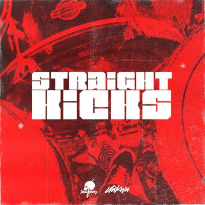 Straight Kicks Cover