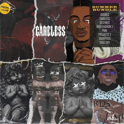 Blvckout Summer Bundle: Trap + Hip Hop