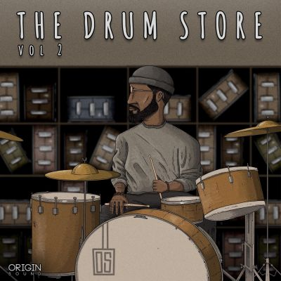 Vintage Hip Hop Drum Samples
