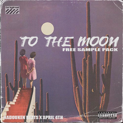 To The Moon: Trippy Hip Hop Melodies [Free Pack]