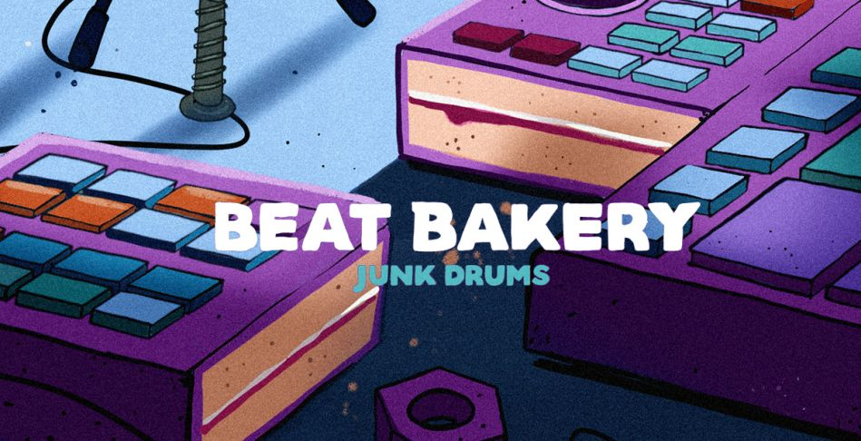 BEAT BAKERY: Junk Drums