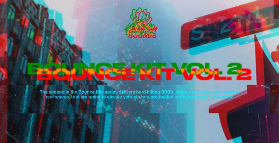 Bounce Kit 2: Hip Hop Drums