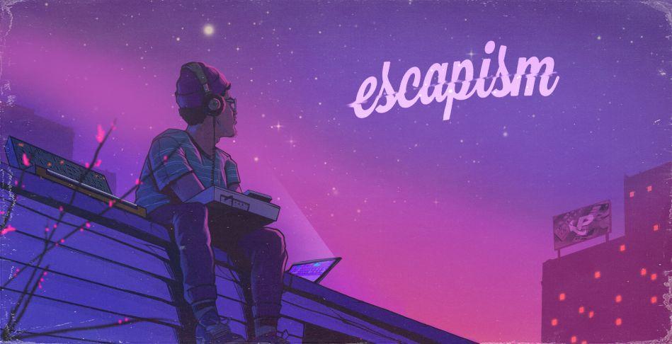 ESCAPISM: Lazy Lo-Fi Dubs