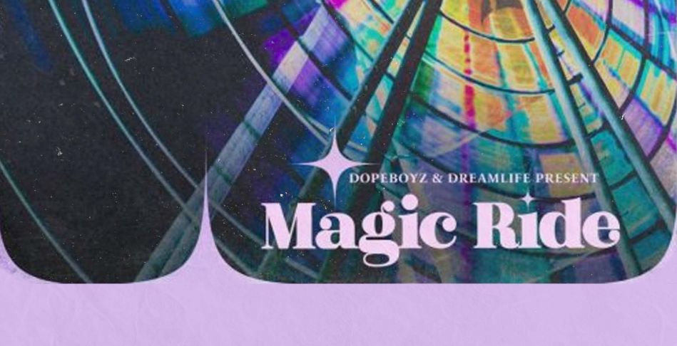 Magic Ride: Soulful RnB Vibes