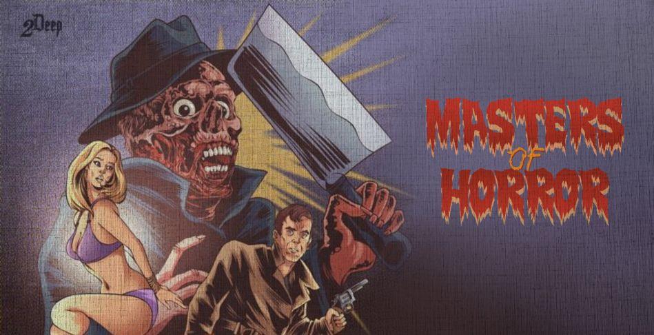 Masters Of Horror: Dark Melodies