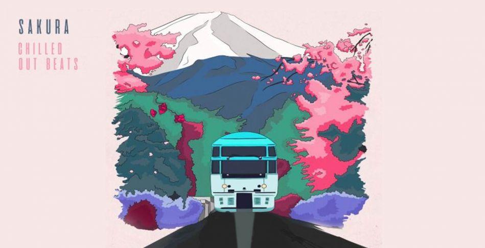 Sakura: Chilled Lo Fi Beats