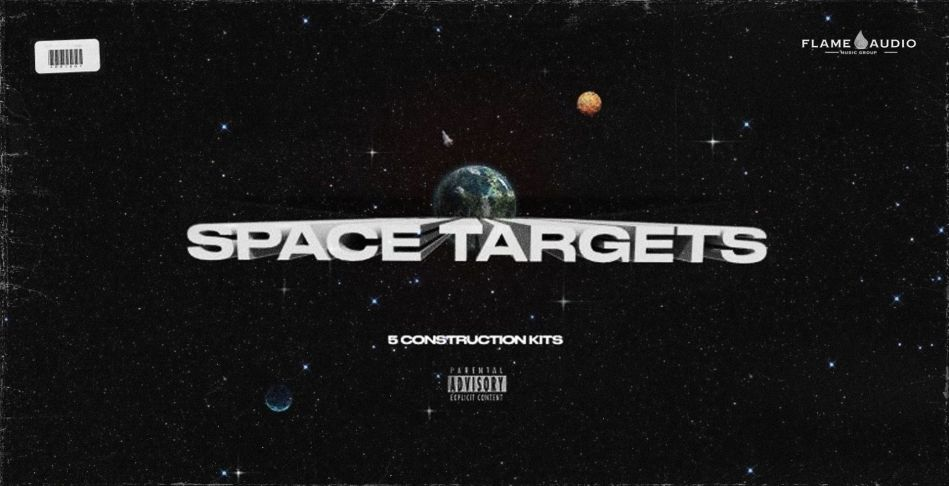 Space Targets: Dreamy Trap Beats