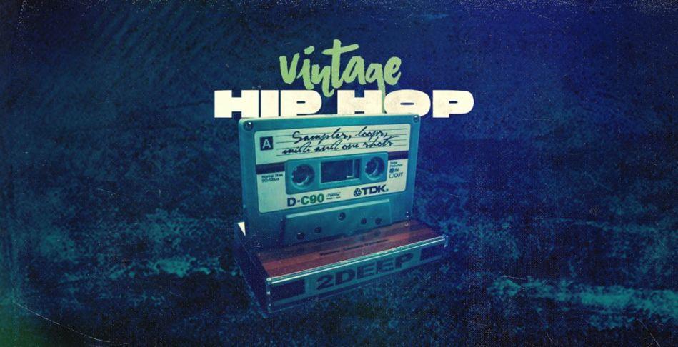 Vintage Hip Hop: Boom Bap Beats