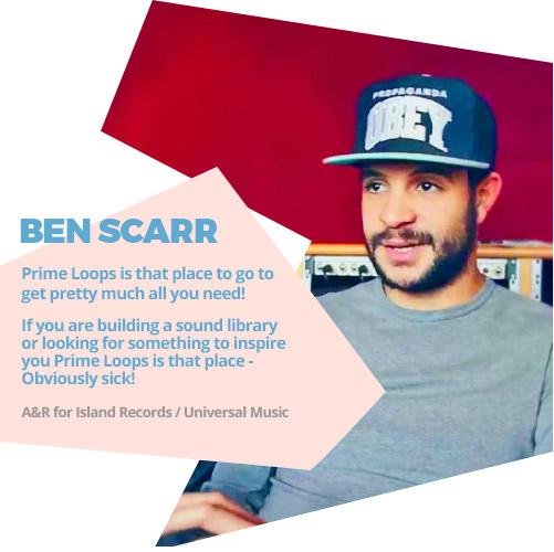 Ben Scarr