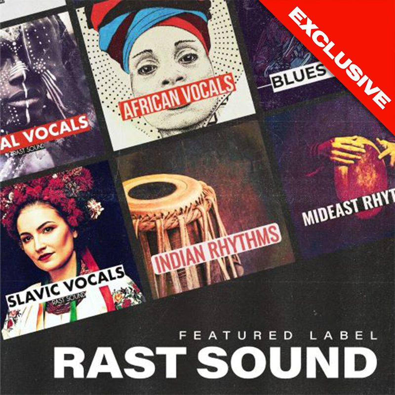 RAST SOUND | PRIME LOOPS