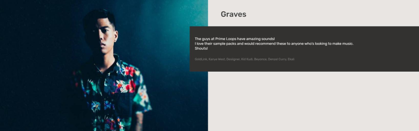 Graves   Testimonial