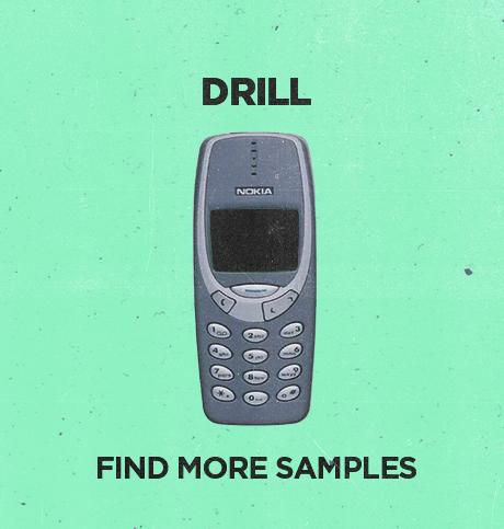 DRILL SAMPLES | PRIME LOOPS